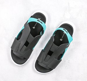Venda quente de verão Y3 Qasa Sandal Moda Preto New Y3 Sandals KAOHE Para Homens Mulheres Y3 Chinelos de alta qualidade barato