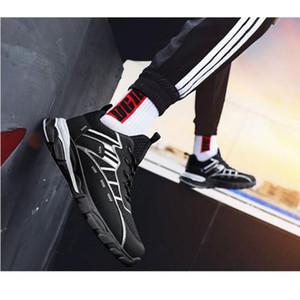 Männer Schuhe Herbst 2019 neue koreanische Version der Tendenz von Sport- und Freizeitlaufschuh erhöhte Geist soziale Gruppe Schuhe eingetroffen