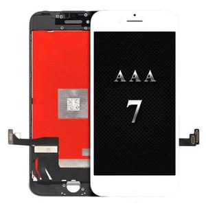 الأصلي للحصول على شاشة LCD 7 الجمعية محول الأرقام مع iphone7G العرض التي تعمل باللمس لا الميت بكسل الهاتف الخليوي لوحات اللمس