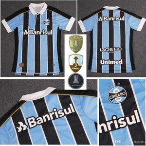 2019 2020 Gremio Home Away Third Soccer Jersey 19 20 Gremio MILLER LUAN DUGLAS KANNEMANN Soccer Jersey Jersey EDILSON black