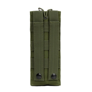 2017 Tactical Molle Radio Walkie Talkie Cinturón Bolsa Bolsa Botella de agua