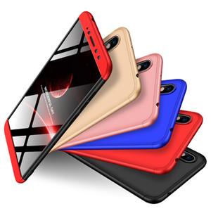 Xiaomi 2019 İçin Mi 8 5 s 6 6X 5X A1, A2 Mix 2 2S Max2 Vaka Lüks Sabit koruyun Kapak İçin redmi S2 5A 4X 5 5plus Not 5 4X 5A Prime Pro