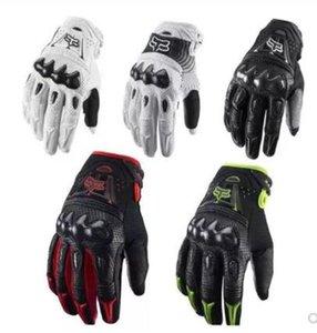 2020 heißen Verkauf FOX Offroad-Vollfingerhandschuhe Motorradrennen Handschuhe Reitausrüstung Lokomotive