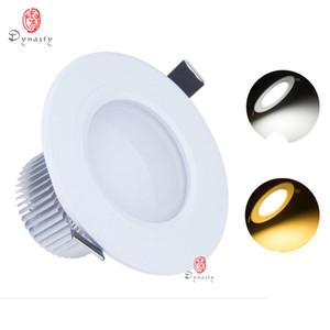 9W LED 다운 라이트 현대 SMD 최근 스포트 라이트 감추고 천장 알루미늄 AC110 / 220V 가정 에너지 절약 램프 왕조 조명 무료 배송