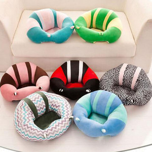 Creative children learning chair baby learning seat infant safety seat plush toys trottie cartoon sofa gifts