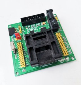 Programmation STM32 bloc siège brûlant test Socket STM32F STM32L QFP48