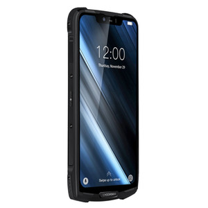"Doogee S90C Android 9.0 Smartphone 6.18"" FHD+ 5050mAh 4GB+64GB Face Unlock Fingerprint Mobile Phone OTG NFC Wireless Charging"