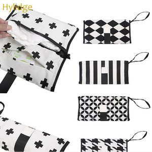 Hylidge 30*30CM Travel Portable Baby Diaper Bag Organizers Children Snack Cloth Bags Mommy Maternity Multifunctional Storage Bag