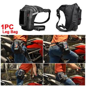 Multifuncional Cloth Oxford Quick Release corrente ajustável Leg saco impermeável Sport Motorcycle Zipper Outdoor Buckle Ciclismo