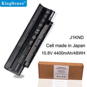 KingSener DELL Inspiron N4010 N3010 için Laptop Pil J1KND N3110 N4050 N4110 N5010 N5010D N5110 N7010 N7110 M501 M501R M511R