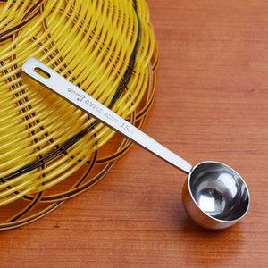 Leeseph Stainless Steel Coffee Scoop 1 Tablespoon(15Ml) Kitchen Measuring , Sugar Powder Tea Scoop Coffee Accessories Coffee Scoops