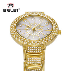 Peacock Small Dial Quartz Watch Brand Waterproof Womens Watch Fashion Students Simple