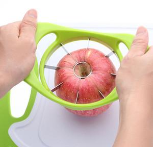 Maçã Slicer Mango Kernel maçã Pear poupar trabalho Separator Kitchen Household Cut Hawthorn fatia de aço inoxidável Fatia Kernel