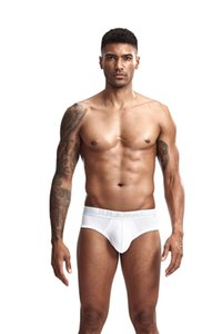 Jockmail sexy underwear men Men's Butt-Enhancing Padded briefs Removable Pad of Butt Lifter and Enlarge Package Pouch male slips