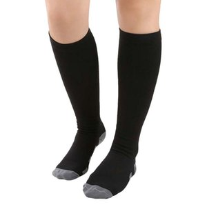 Comperssion Stockings Exercise The Over Knee Socks Anti-Fatigue Knee High Stockings Compression Support Socks for Outdoor Sports
