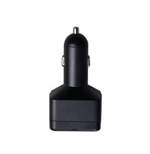 Autoladegerät GPS-Tracker mit zwei USB-Ladeanschlüssen Mini-Fahrzeug-Tracker mit versteckter SOS-Taste Listen-in ACC (Einzelhandel)