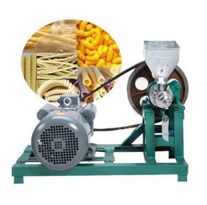 Rice Puff macchina piccolo snack di mais alimentare Estrusore Puff macchina