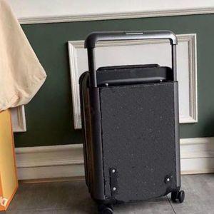 53см лучшего качества L путешествия багаж мужчины женщина V кошелек чемодан багажник роскошного мешок вертушка универсальное колесо моно граммы вещевая тележка caseff