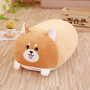 Soft Animal Cartoon Pregnancy waist Pillow Pregnant Women Cushion Cute Dog Cat Totoro Penguin Pig Frog Plush Toy Stuffed Shiba
