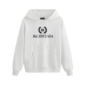 19ss повседневные мужские дизайнерские толстовки новая осень женщины Sweatershirt мода пуловер Толстовки с длинным рукавом письмо печатных Мужская одежда B100338K