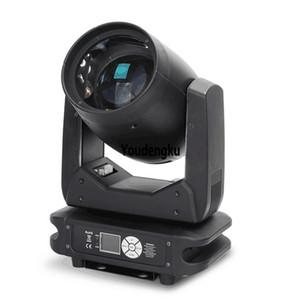 6 unids Showtec 100W LED Haz Cabeza móvil LED Barato LED Fig Spot Effect Lighting RGBW Mover Head LED Beam