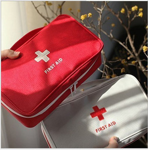 Large Medicine Bag Pill Box Car Travel Outdoors Camping Pill Storage Bag First Aid Emergency Case Survival Kit