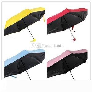 New Mini Pocket Umbrella Clear Men Umbrella Windproof Folding Umbrellas Women Compact Rain Umbrella