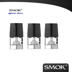 vagem 100% autêntico SMOK Infinix 2 Cartucho de 2 ml para Smok Infinix 2 vagem Starter kit sistema