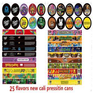 GELATO 33 PRESSITIN tin can Labels Sticker CALI strain TIN CAN JAR Green Buddha PressItIn Cali Tuna Tin Can Stickers GELATO 33 dayupshop KYi