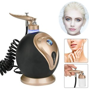 Oxigênio da água Pulverizador Umidificador, Oxygen Injection Machine - para Facial Hidratante Encolher Oxygen Poros