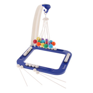 Kids Family Party Game Beads Stacking Balance Toy - Tumball Game