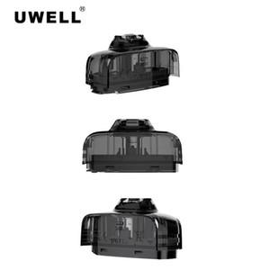 Uwell Amulet Pod картриджи 2.0 мл 1.6 ом многоразового использования сменные головки для Amulet Watch-Style Pod System Vape Kit 100% аутентичные
