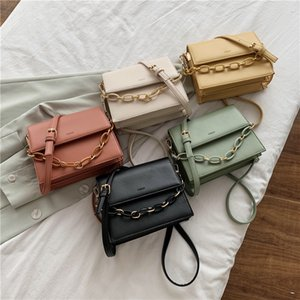 Womens shoulder bag fashion bags shoulder tote bag sweet color fashion accessories lady handbag chain case ch41