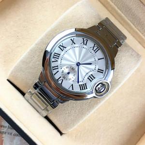 2019 Moda senhora relógios de Luxo homem / mulheres relógio de pulso de quartzo pulseira de Aço Inoxidável de Prata relógios de Pulso Da Marca feminina / masculino relógio dropship