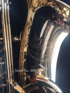 Marca mais novo Júpiter JAS 769 Alto Saxophone Eb E Plano Instrumento Musical Latão ouro Lacquer Sax com caso e Acessórios