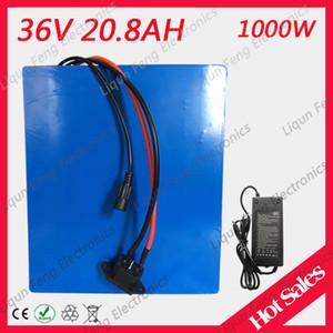 Taxes de douane gratuites Usine Haute Qualité 36V 20AH 1000W Batterie Ebike 36 Volts Alimentation 36V 20AH Batterie Li-ion 30A BMS