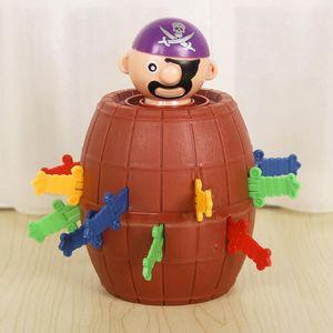 DHL Nueva venta caliente extraña fantasía piratas barriles tío familia Wacky y nuevos juguetes Bingo envío gratis