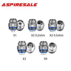 Authentic Freemax 904L X Mesh Coil X2 0.2ohm / 0.5ohm X1 / X3 / X4 0.15ohm Mesh Bobinas de Freemax Maxus 100W Kit