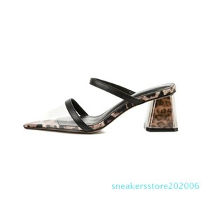 Горячая распродажа-женщина 2019 весна новая мода смешанные цвета малыш замша квадратный носок женские тапочки снаружи высокие шпильки каблуки дамы sheos s6