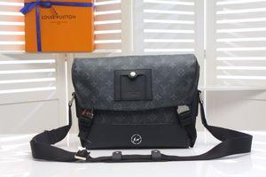 2019, bolso de los hombres de moda andwomen GL, cuero, de calidad superior, solo bolso, bolso doble, bolso, modelM40510, size38cm28cm10cm