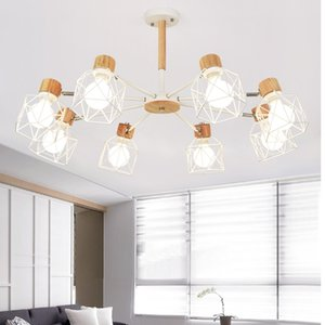 Weinlese-Leuchter Loft Spinne Luster E27 Adjustable Wohnzimmer Beleuchtung für Küche Restaurant LED Pendelleuchte Beleuchtung