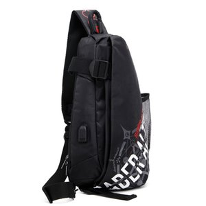 Chest Sling Shoulder Backpacks Bag Fashion Cute Crossbody Rope Triangle Rucksack for Hiking or Multipurpose Daypacks for Man Women Lady Girl