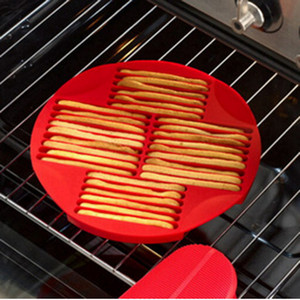 Food Grade Silicone Finger Shape Biscuit Molds DIY Chocolate Lollipop Mold Long Strip Cookie Baking Tray RRA3091