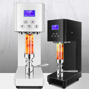 inteligente de la máquina de sellado automático de lata comercial puede tapado taza máquina de sellado de la máquina puede sellador de la botella