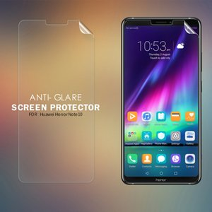 Para Huawei Honor Note 10 Matte Screen Film Protection Glass Liquid Glass Protector de pantalla De Pantalla Screenprotector