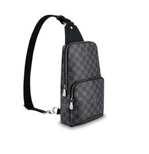 Wholesale DISTRICT High-end quality new arrival famous Brand Classic designer fashion Men messenger bags cross body bag school bookbag sho