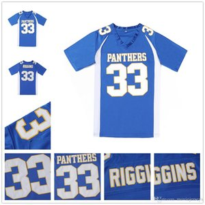Film Trikots Friday Night Lights Tim Riggins 33 Dillon High School Football Jersey nähte