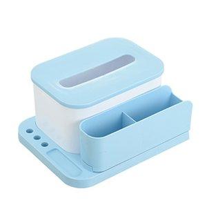 TV Remote Control Pen Phone Holder Stand Organizer Rack Case Box Storage 1pc