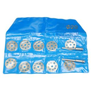 Sierra de diamante Muela de corte circular del disco para disfrutar de herramientas herramienta rotativa Dremel diamante discos Power Blades Accesorios