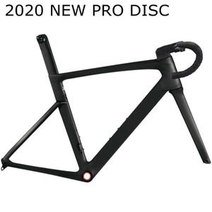 2020 NOUVEAU T1000 frein à disque à disque pro frameset course de vélo de cadre de vélo de route en carbone Potence fait taiwan XDB navire DPD